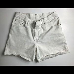 Levi 555 Jean Shorts